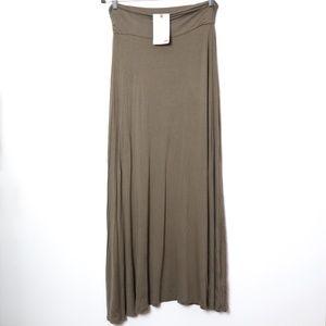 Mono B | Hot Mama NEW Maxi Skirt L